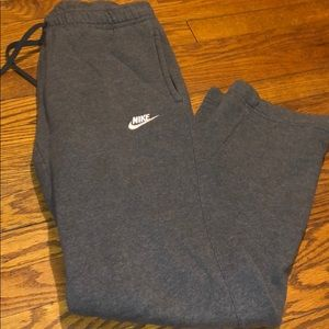 Nike Swoosh Sweatpants Medium